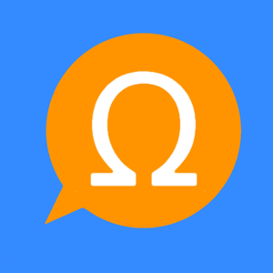 Omegle - Chat for Strangers. Anonymous! Education app