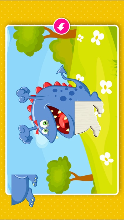 Monster Puzzle Games: Toddler Kids Learning Apps screenshot-3