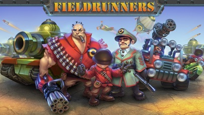 Fieldrunners Screenshot 1