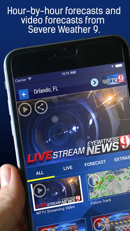 WFTV Channel 9 Weather screenshot-3