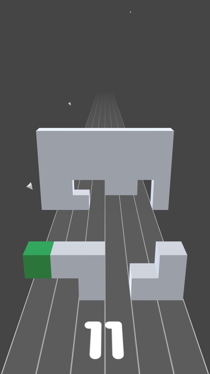 Fill the hole - Roll the cube to the left or right screenshot-3