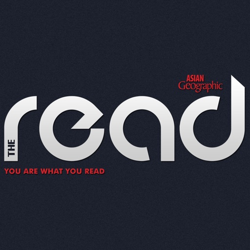 Asian Geographic THE READ Magazine icon