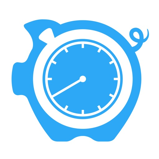 HoursTracker: Hours and Pay application logo
