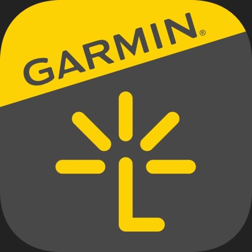 Garmin Smartphone Link app logo