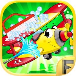 Flying Aeroplane Wash