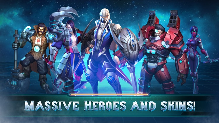 MOBA Legends screenshot-0