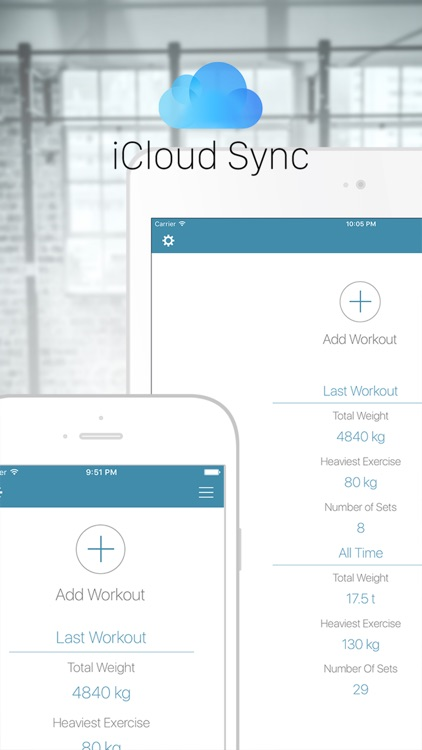 GymLog - Simple Workout Fitness Tracker screenshot-4