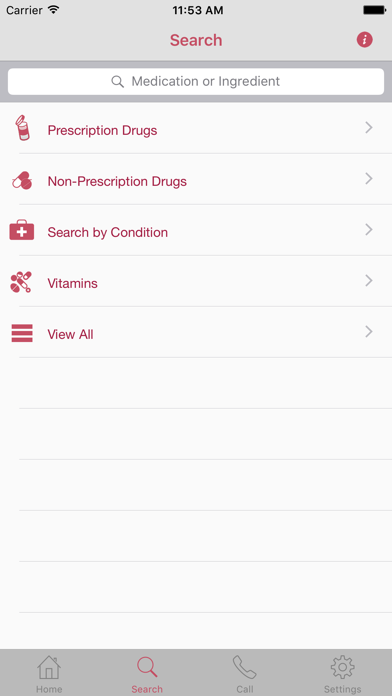 Infantrisk Center Health Care Mobile Resource review screenshots
