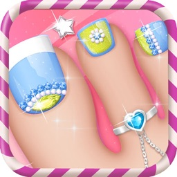 Nail Salon - Games for kids