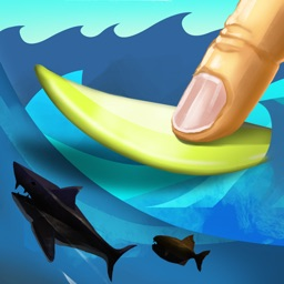 Finger Surfer - Ocean Surf Game