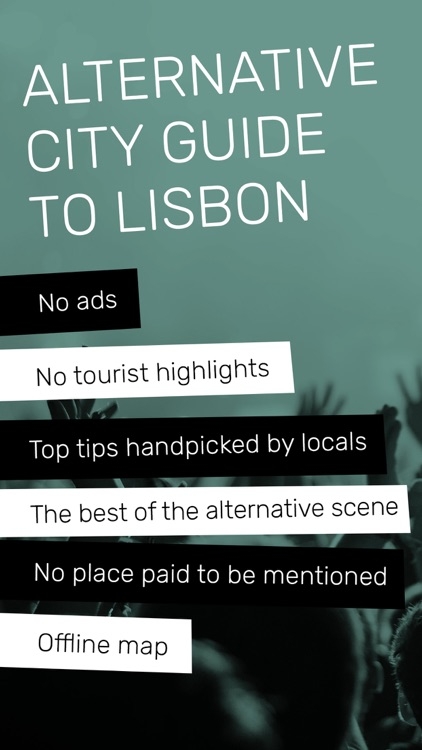 Indie Guides Lisbon screenshot-0