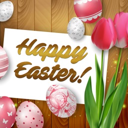 Happy Easter! Greeting Card Maker