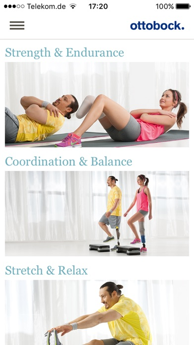 Fitness for amputees-1