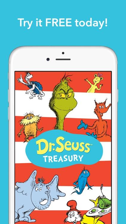 Dr. Seuss Treasury — 50 best kids books screenshot-4