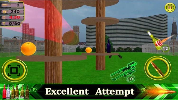 Bottle Shooting Master 3d screenshot-4