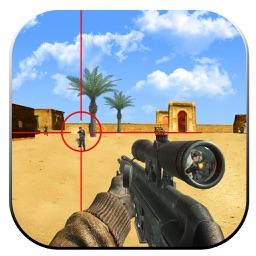 Frontline Commando Adventure - IGI Desert Storm