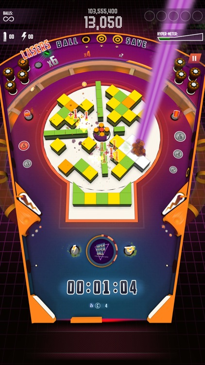 Super Hyper Ball 2 screenshot-4
