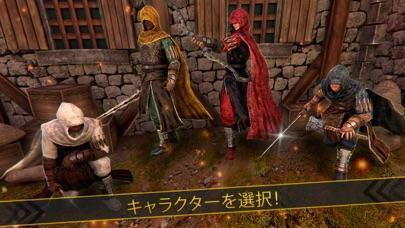 スーパー サムライ 忍者 英雄 大戦争のスクリーンショット3