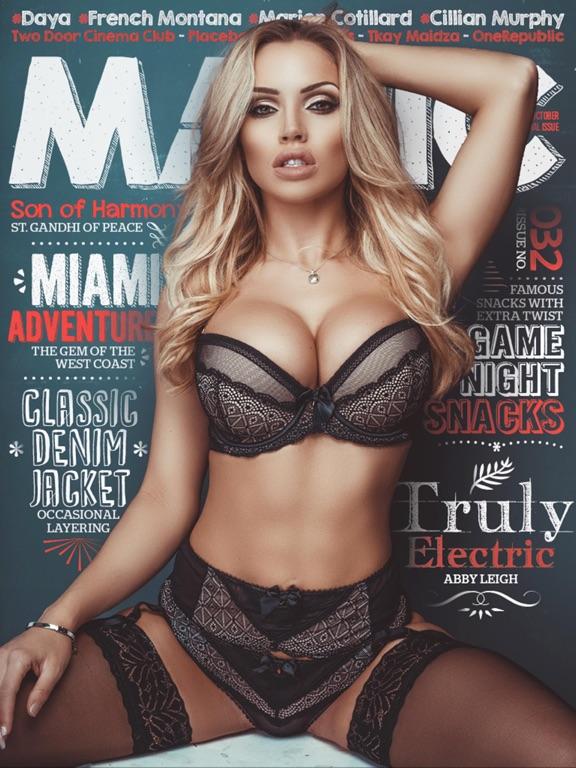 manic magazine