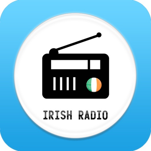 Irish Radios - Top Stations Music Player Ireland