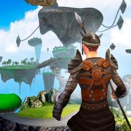 Flying Fantasy Island Survival Simulator 3D Full