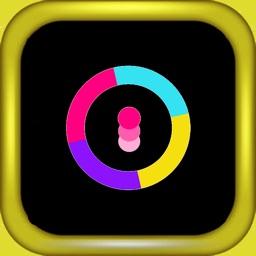 Hard games-Color Jump Ball