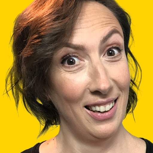Miranda Hart Stickers