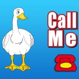 Duck Talking Stickers