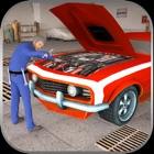 Sport Car Mechanic Workshop 3D icon