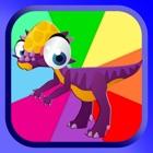 Dinosauro Di Abbinamento Gioco Di Puzzle Gratuito icon