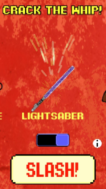 Crack the Whip: Whipping Sounds with LightSaber FX