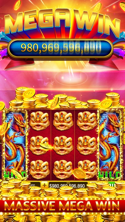 Deluxe Slots & Casino: Vegas Slot Machines screenshot-3