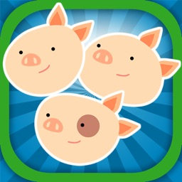 Turutu The three little pigs