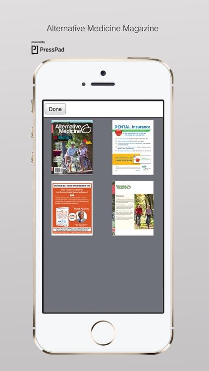 Alternative Medicine Magazine screenshot-3