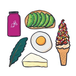 Foodlife Stickers