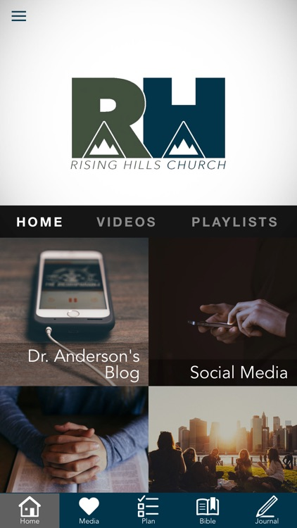 Rising Hills Church