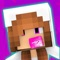 ~FREE BABY GIRLS SKINS allows you to change your skin to a cute BABY GIRL skin for Minecraft PE And PC