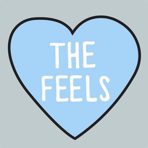 The Feels 2 Animated Heart Stickers For Text By The Sporting Cat Aesthetic Co