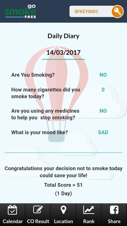 GoSmokeFree 28 Day Challenge