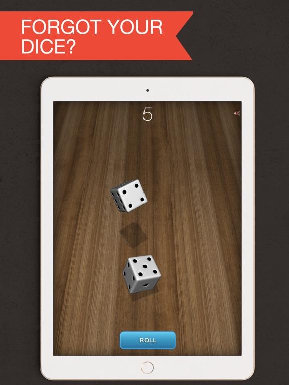 Кубики - Кости на iPad