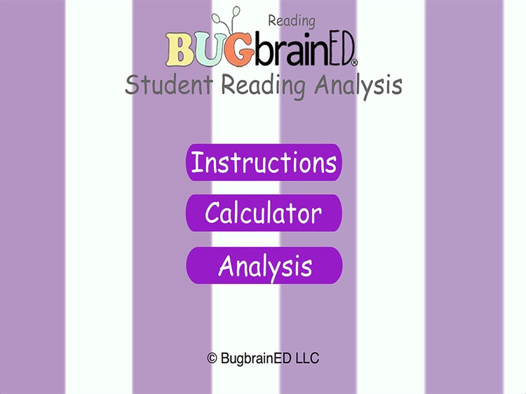Student Reading Analysis 2