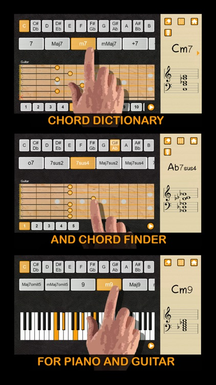Chord Analyser By Nicolas Foudral