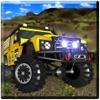 4x4 越野 驾驶 模拟器 : 吉普车 爬坡道 赛车 游戏