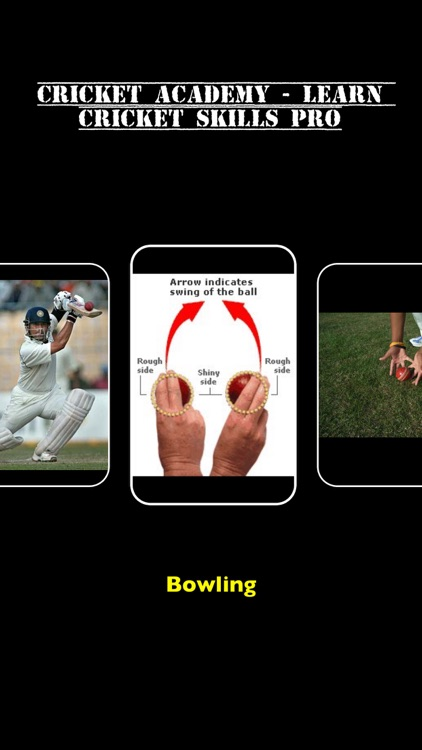 Cricket Academy PRO - Learn Cricket Skills
