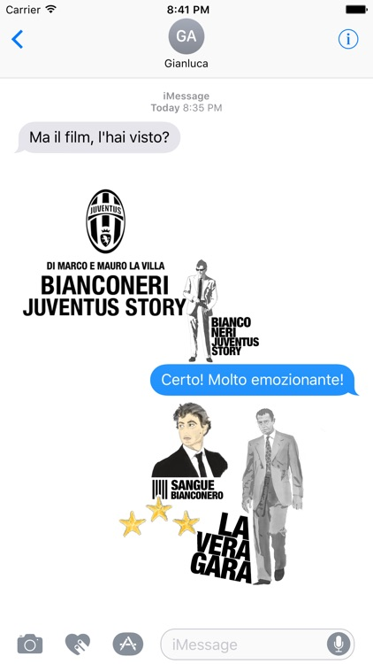 Juve Story Stickers screenshot-3