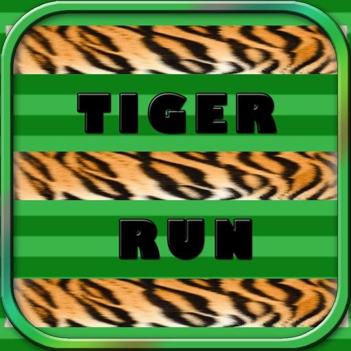Extreme Tiger Run - Catching Rabbits Simulator app logo