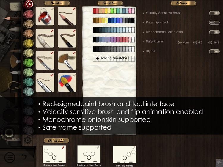 Animation Desk Classic screenshot-3