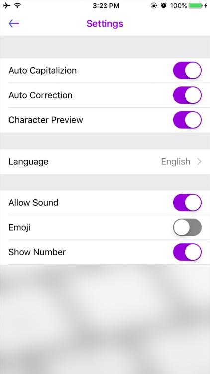 ViKey Keyboard - keyboard theme,sticker,emoji,font screenshot-4