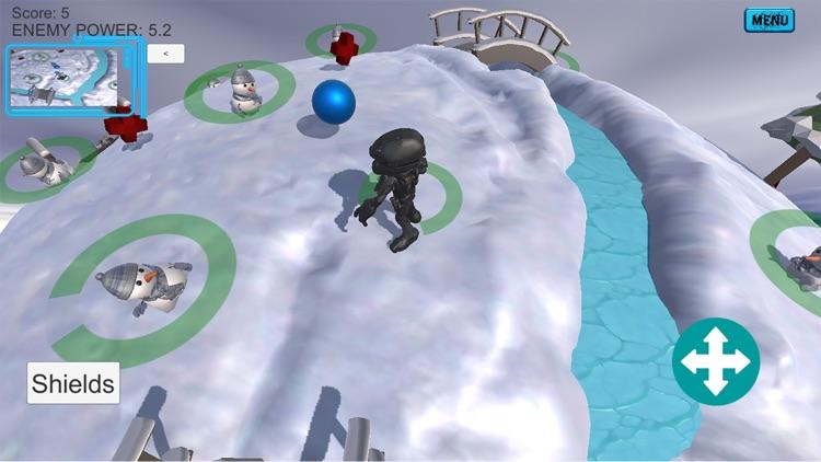 Snowman Apocalypse screenshot-0