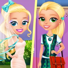 Activities of Ava Grows Up - Makeup, Makeover, Dressup Girl Game